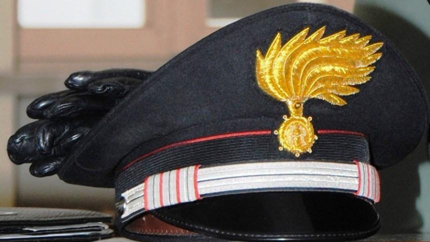 Maresciallo magg. dei Carabinieri condannato a mes...