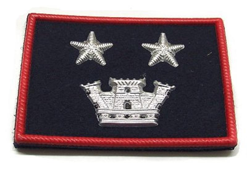 Tenente Colonnello dei Carabinieri partecipa al pr...