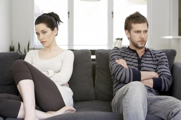I coniugi che convivono senza avere rapporti fisi...