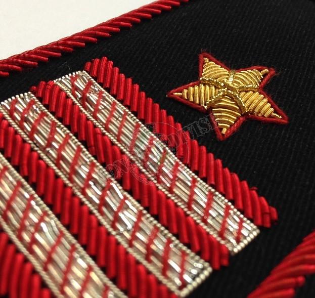 Luogotenente dell'Arma dei Carabinieri, effett...