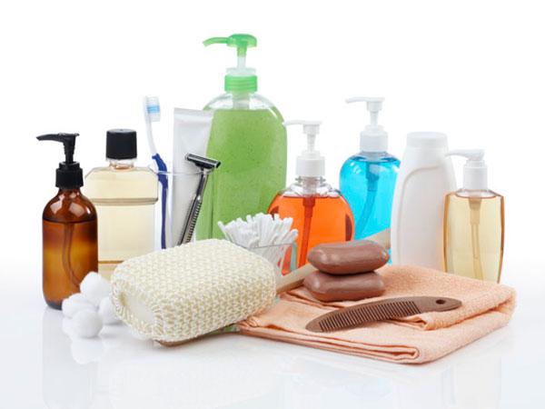 Ruba prodotti per l'igiene personale del valor...