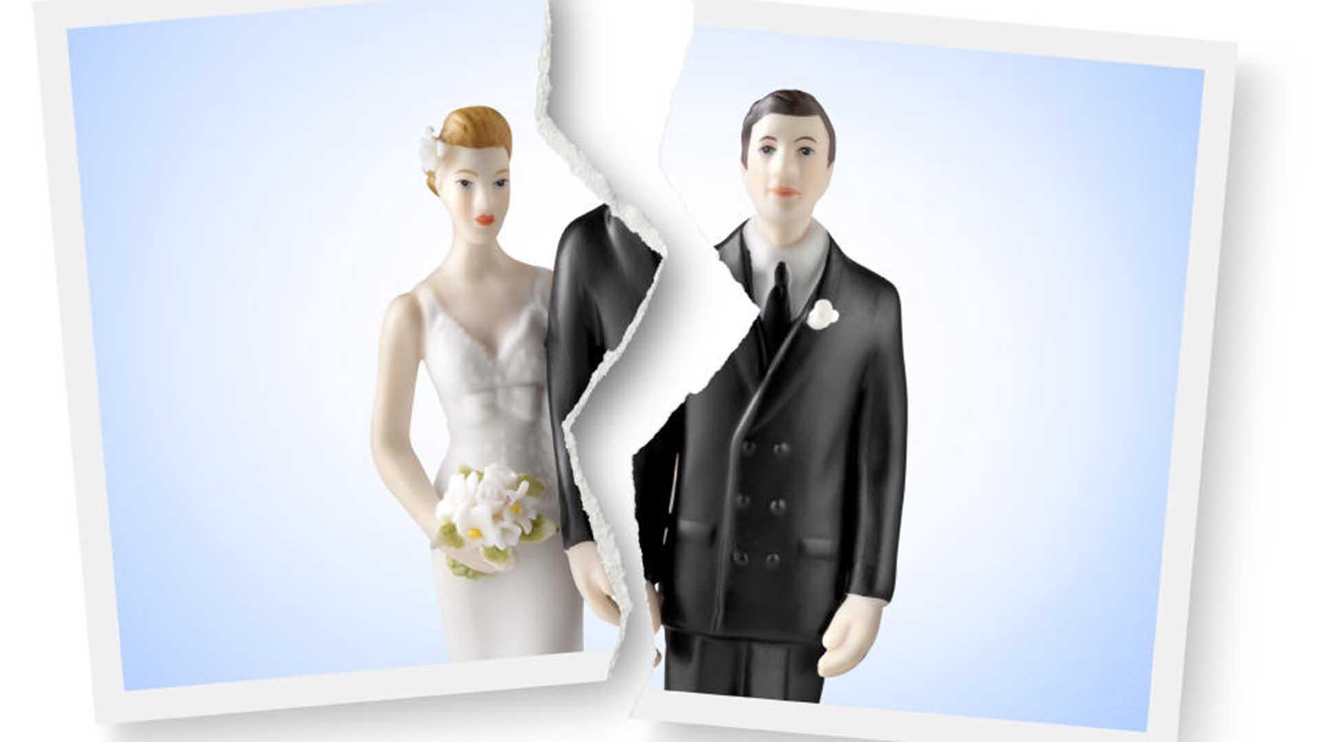 L'ex moglie, dopo il divorzio, ha una nuova re...