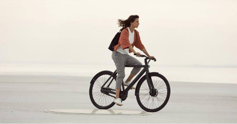 L'ex moglie cammina, va in bici e guida quindi...