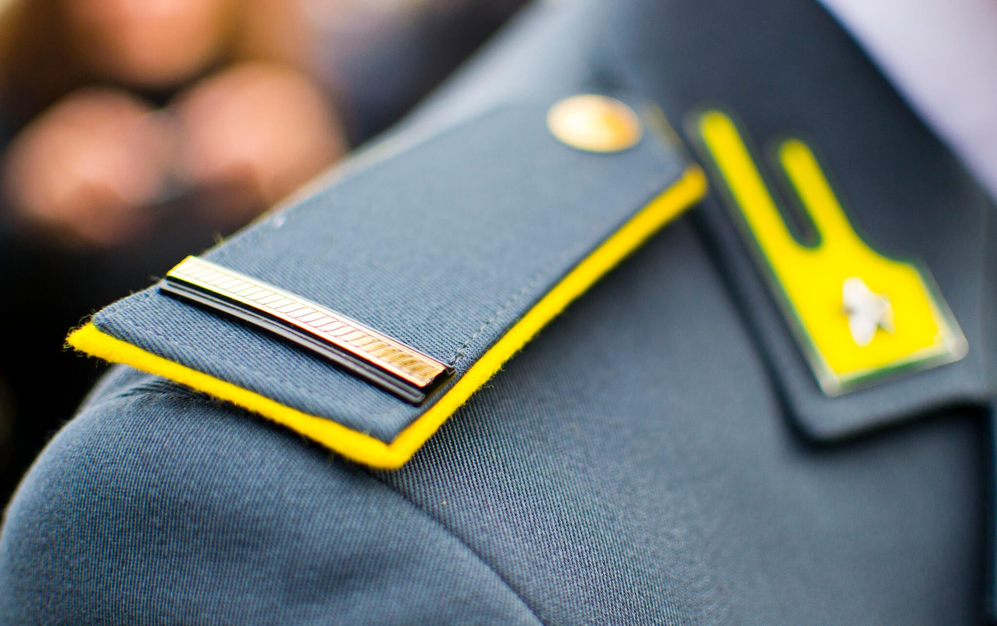 Maresciallo aiutante della Guardia di Finanza. Acc...
