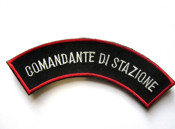 Maresciallo, Comandante di stazione dei Carabinier...