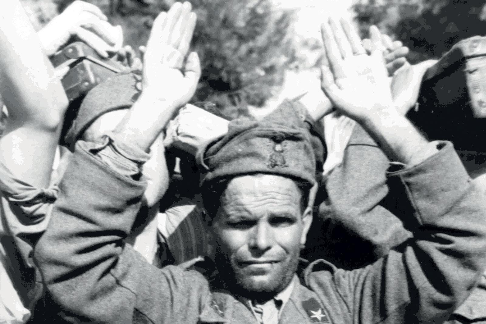 Danni di guerra. Militari italiani internati in Ge...