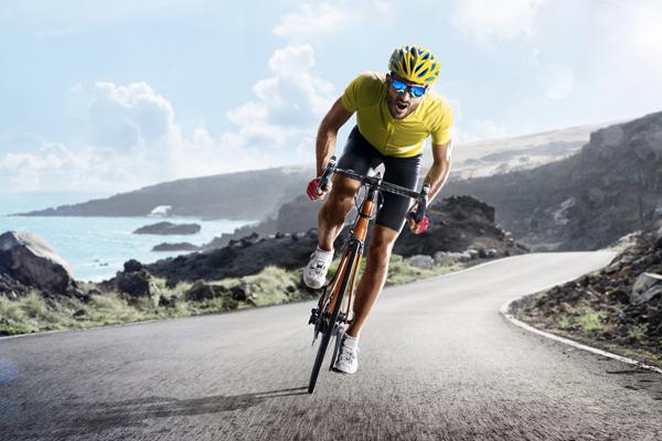 Può essere sospesa la patente di guida al ciclista...