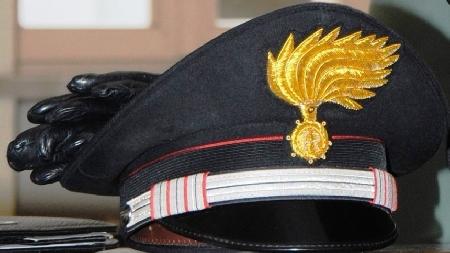 Maresciallo Maggiore dell'Arma dei Carabinieri sub...