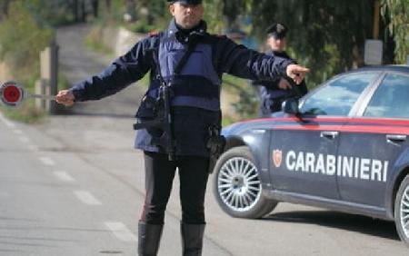 Usa minaccia ai Carabinieri di San Giuseppe Vesuvi...