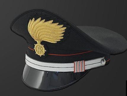 Luogotenente dei Carabinieri e responsabile della ...