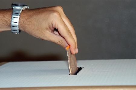 Disegno di legge sul voto di scambio politico-mafi...