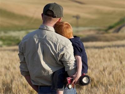 Il padre che si sta separando non può sfogarsi e p...