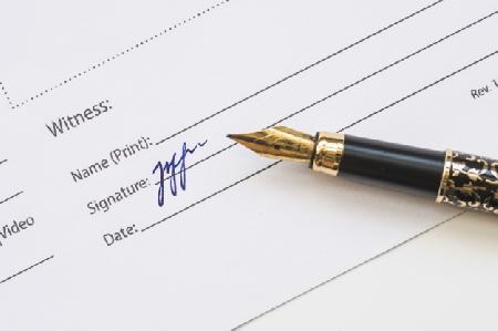 Ritocchi della grafia sul testamento: va valutata ...
