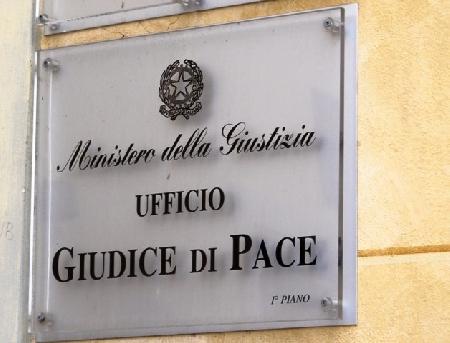 Giudice di Pace: nuovi uffici avviano le notifich...