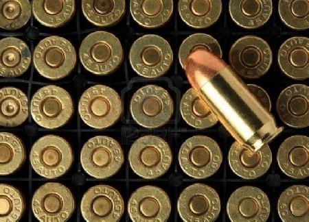 Carabiniere scelto ritiene 85 proiettili di vari l...