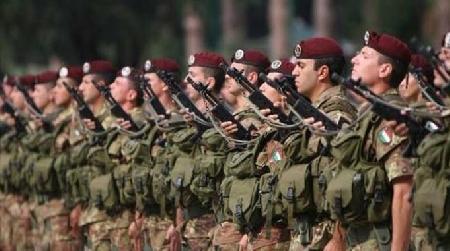 Abbassamento di qualifica in ambito militare....